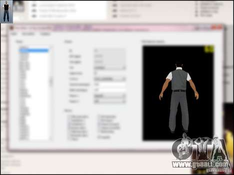 Guard for GTA San Andreas third screenshot