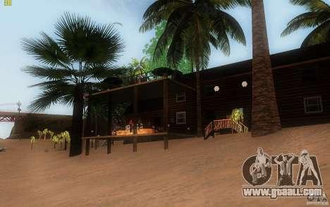 New Country Villa for GTA San Andreas forth screenshot