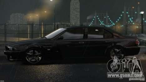 BMW M5 E39 AC Schnitzer Type II v1.0 for GTA 4 upper view