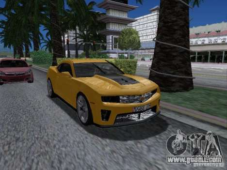 ENB Series by JudasVladislav v2.1 for GTA San Andreas second screenshot