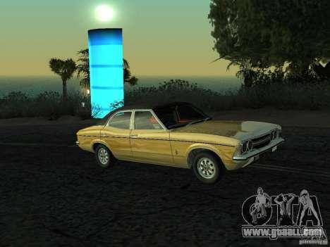 Ford Cortina MK 3 Life On Mars for GTA San Andreas