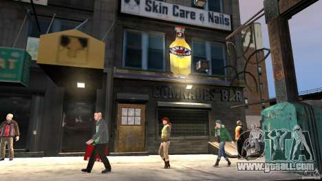 Break on Through beta MOD for GTA 4 forth screenshot