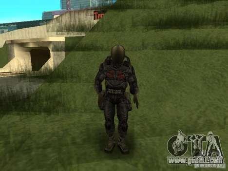Member considers it in costume for GTA San Andreas
