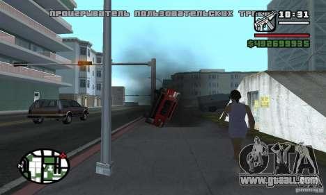 Fix Auto for GTA San Andreas third screenshot