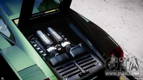 Lamborghini Gallardo for GTA 4 side view