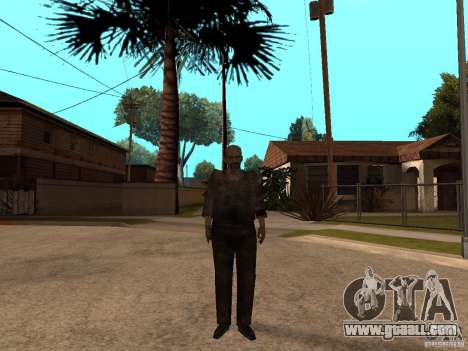 Updated Pak characters from Resident Evil 4 for GTA San Andreas tenth screenshot