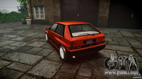 Lancia Delta HF 4WD for GTA 4 side view