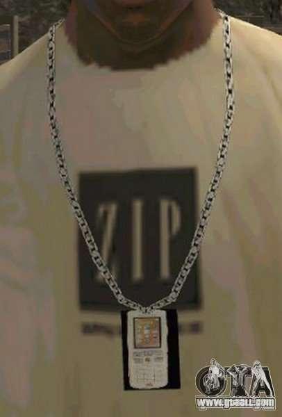 Chain for GTA San Andreas