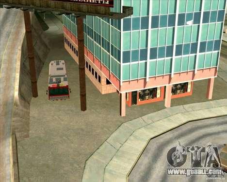 Parked vehicles v2.0 for GTA San Andreas third screenshot