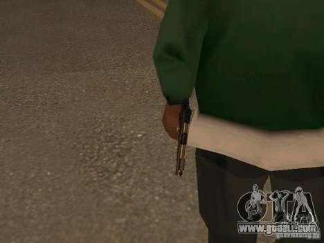 Pistol 9 mm for GTA San Andreas third screenshot