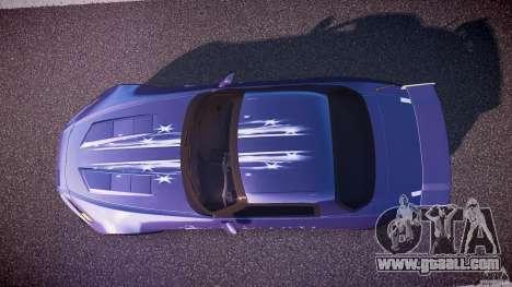 Honda S2000 Tuning 2002 skin 2 calm for GTA 4 right view