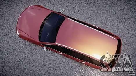 Mercedes-Benz C 280 T-Modell/Estate for GTA 4 inner view