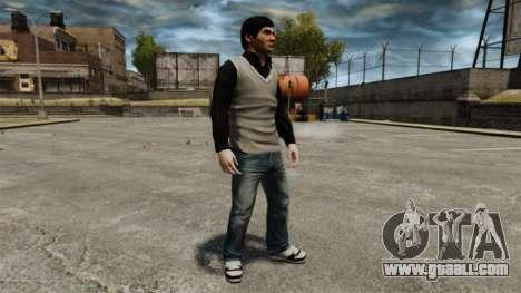 Jackie Chan for GTA 4 forth screenshot