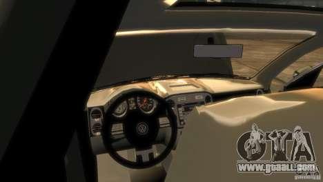 Volkswagen Tiguan for GTA 4 right view