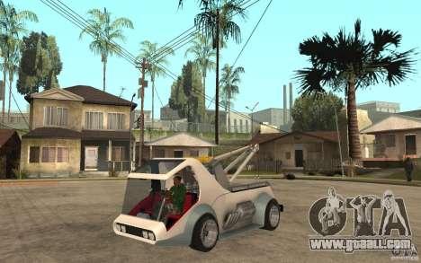 Lil Redd Wrecker for GTA San Andreas