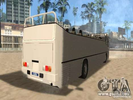IKARUS 250 convertible for GTA San Andreas right view