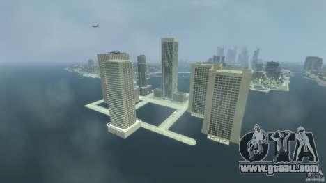 Green Island 1.0 for GTA 4 second screenshot