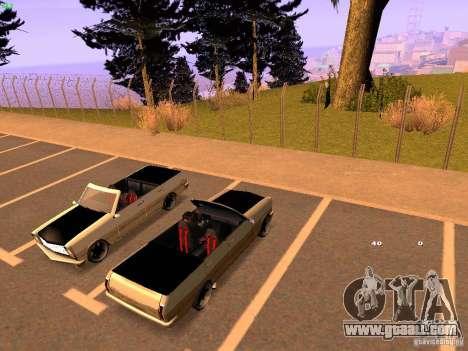 New Perennial for GTA San Andreas right view