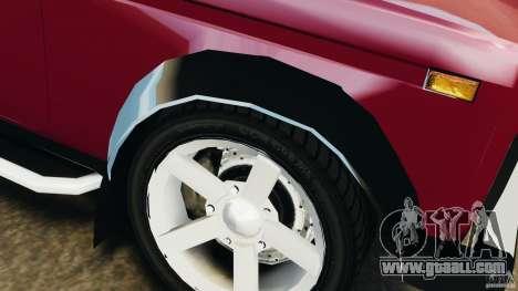Vaz-21214 Niva (Lada 4 x 4) for GTA 4