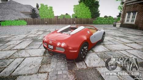Bugatti Veyron Grand Sport [EPM] 2009 for GTA 4 side view