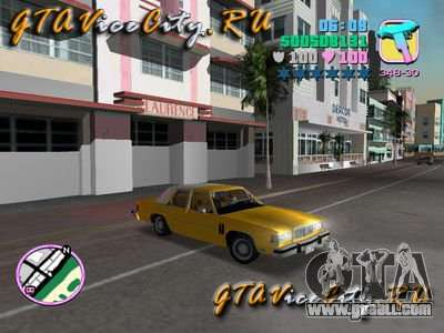 Grand Marquis GS for GTA Vice City
