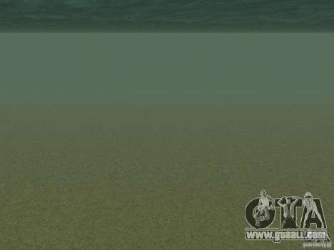 New Water for GTA San Andreas second screenshot