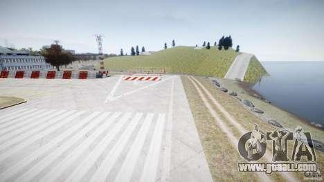 Edem Hill Drift Track for GTA 4 second screenshot