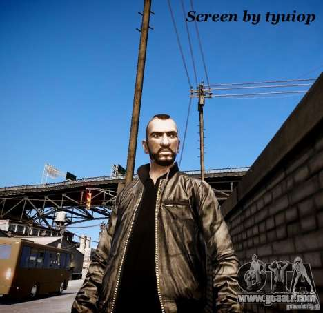 Niko - Hooligan for GTA 4