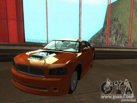 Dodge Charger From NFS CARBON for GTA San Andreas