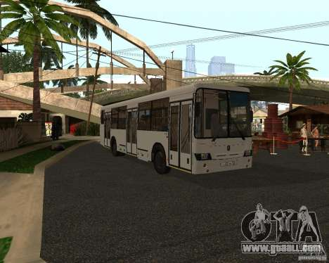 Nefaz 5299 for GTA San Andreas