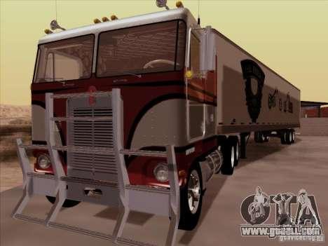 Kenworth K100 for GTA San Andreas