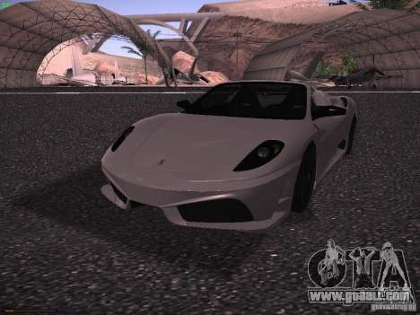 Ferrari F430 Scuderia M16 for GTA San Andreas