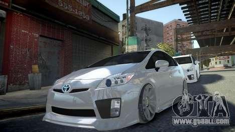 Toyota Prius III for GTA 4
