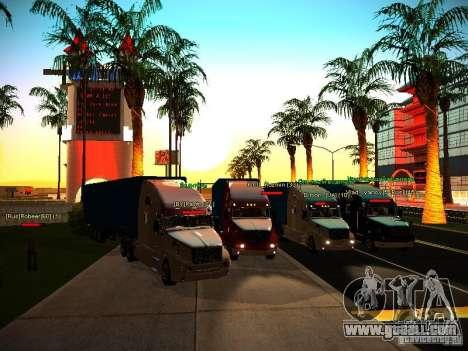 ENBSeries v1.0 By GAZelist for GTA San Andreas ninth screenshot
