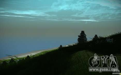 ENB Black Edition for GTA San Andreas fifth screenshot