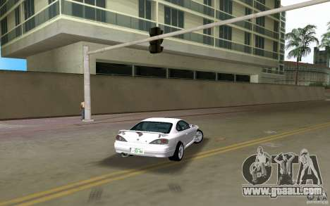 Nissan Silvia spec R Light Tuned for GTA Vice City left view