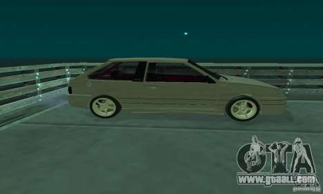 VAZ 2113 ADT Art Tuning for GTA San Andreas left view