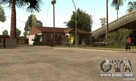 GTA SA Enterable Buildings Mod for GTA San Andreas fifth screenshot