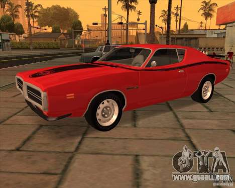 1971 Dodge Charger Super Bee for GTA San Andreas