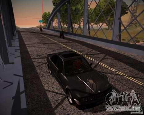 ENBSeries V4 for GTA San Andreas fifth screenshot