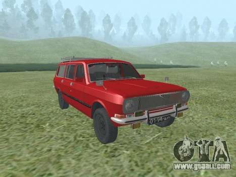 GAZ-24 Volga 02 for GTA San Andreas