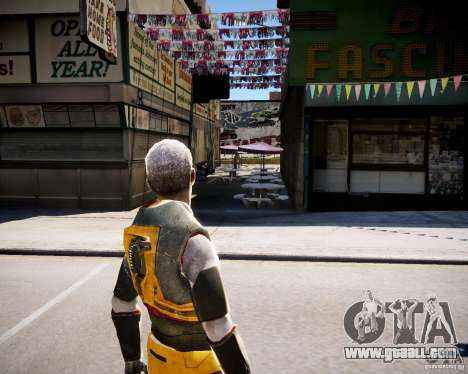 Morgan Freeman for GTA 4 second screenshot