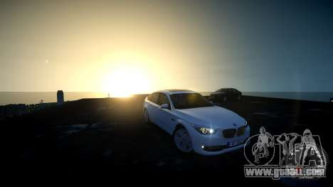 BMW GT F07 2012 GranTurismo for GTA 4