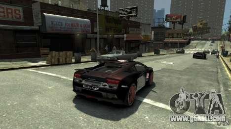 Lamborghini Gallardo SE Threep Edition [EPM] for GTA 4 left view