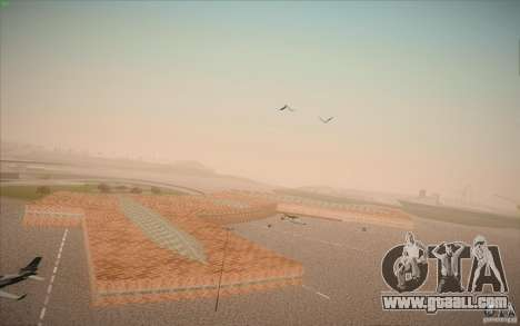 New San Fierro Airport v1.0 for GTA San Andreas sixth screenshot