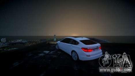 BMW GT F07 2012 GranTurismo for GTA 4 left view