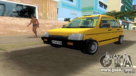 Daewoo Tico for GTA Vice City