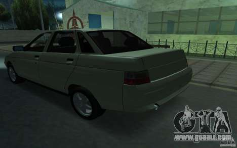 VAZ-21103 for GTA San Andreas back left view