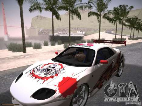 Mitsubishi FTO GP Veilside for GTA San Andreas interior