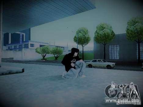Valera MOD for GTA San Andreas third screenshot